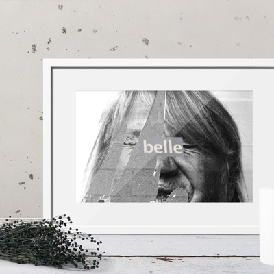 Affiche •Belle