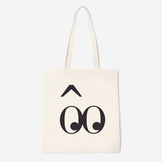 Tote Bag typographique
