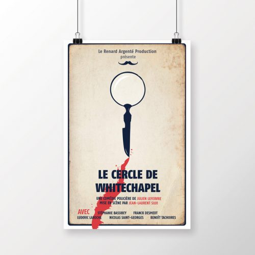 le cercle de whitechapel Camille Garnier
