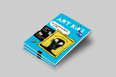 Refonte du magazine Artkids