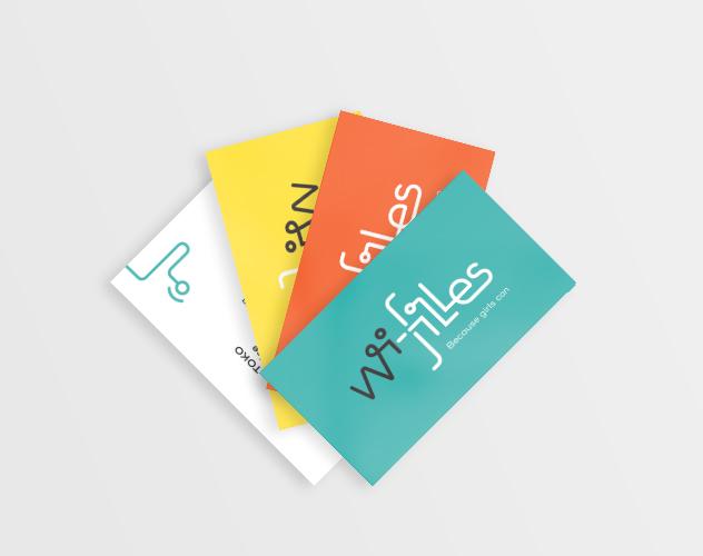 carte visite wifilles camille garnier