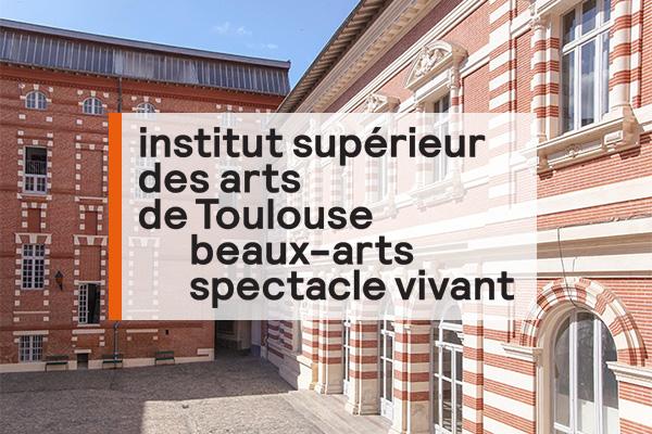 Conférence aux Beaux-Arts de Toulouse