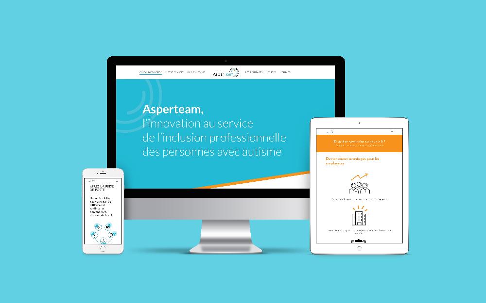 asperteam webdesign camille garnier