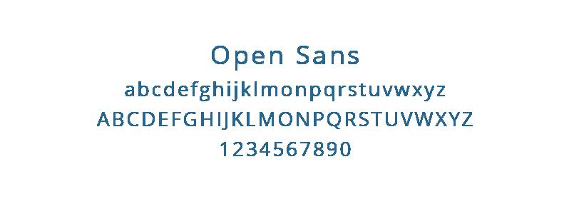 typographie logo relax camille garnier