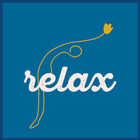Identité visuelle de Relax