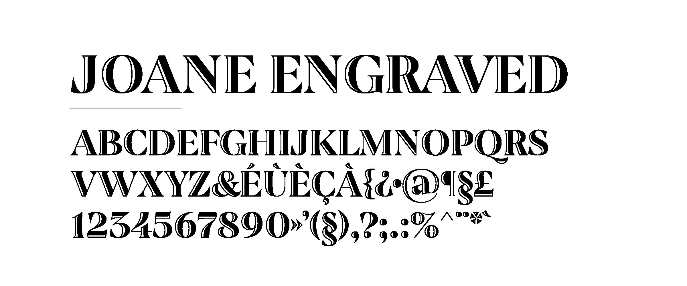 typographie marianna