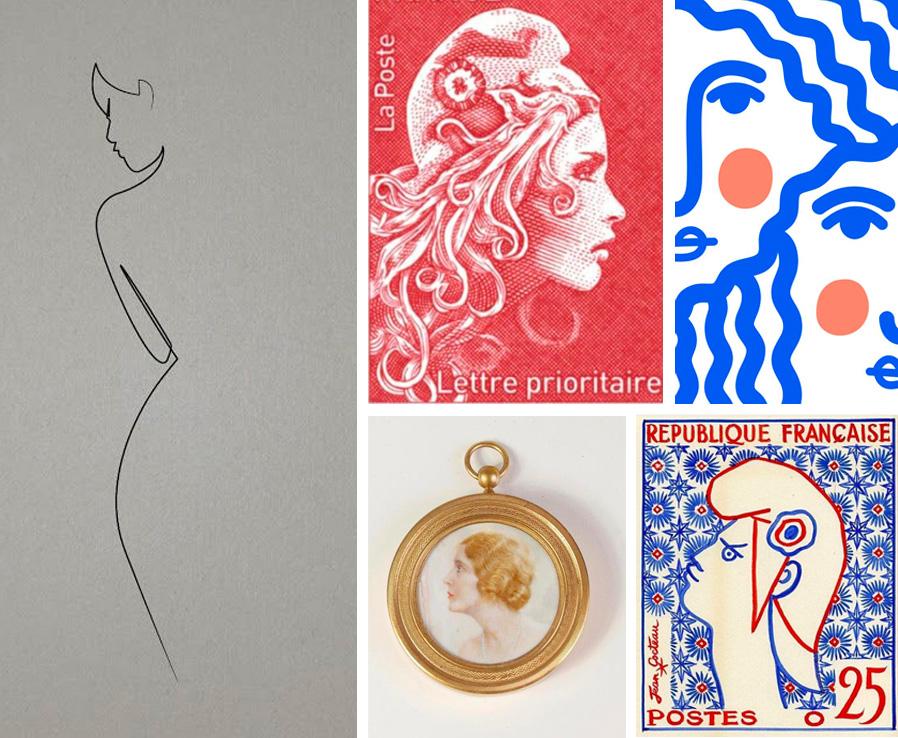 inspiratio logo marianna par la graphiste camille garnier