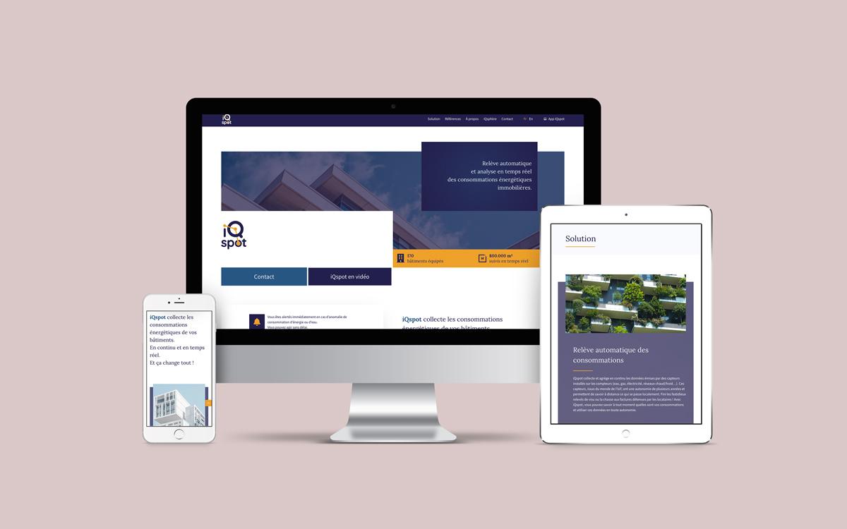 site internet iqspot